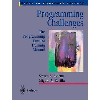 Programming Challenges by Steven Skiena