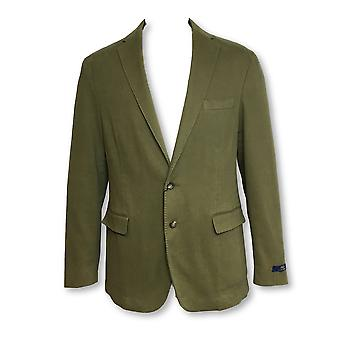 Ralph Lauren Polo semi-structured brushed twill jacket in olive green