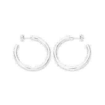Rosefield JCHBS-J083 Earrings - Iggy Larges Brass Rings Collection