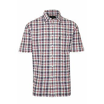 Champion Mens Country Style Gowran Short Sleeve Cotton Shirt