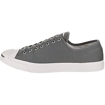 Converse Mens Jack Purcell Jack Ox Fabric Low Top Lace Up Fashion Sneakers