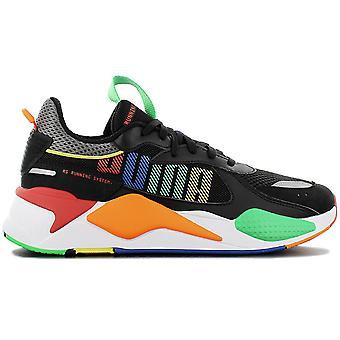 بوما RS-X بولد 372715-01 أحذية رياضية أحذية رياضية سوداء