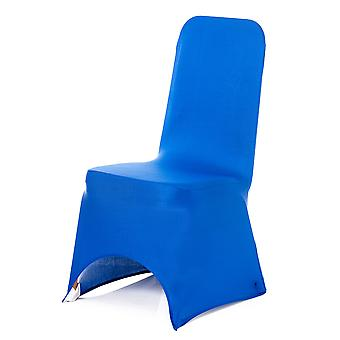 Royal Blue Spandex Chair Cover Lycra cover