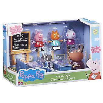 Gurppa gris ' s klasseværelse Playset