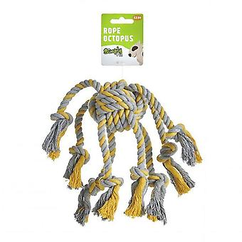 Sharples Rope Octopus Dog Toy