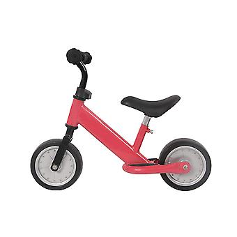 RideonToys4u Balance Bike With 7 Inch EVA Wheels Red Ages 2-5 Years