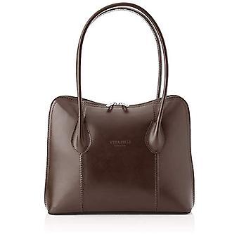 All-Fashion Gem Cbc1805522gf Unisex Adult Brown Handbag (Moor's Head) 9x25x30 cm (W x H x L)