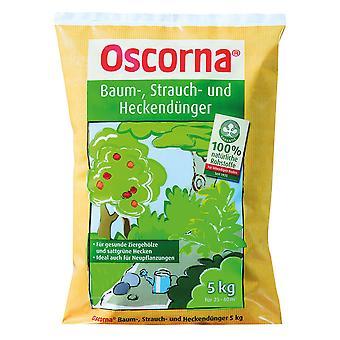 OSCORNA® boom, struik en heggenmeststof, 10,5 kg