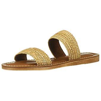 Bella Vita Mujeres's IMO-Italia zapato de sandalias deslizantes, tejido natural, 11 M EE. UU.