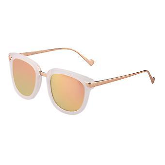 بيرثا أريانا النظارات الشمسية المستقطبة - واضح / براون
