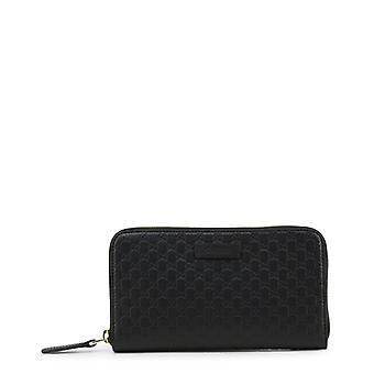 Gucci women's wallet, black 4469