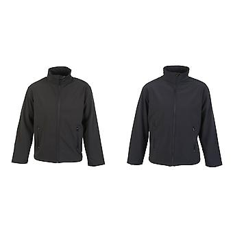 Absolute Apparel Mens Classic Softshell