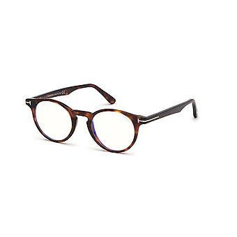 Tom Ford TF5557-B 052 Dark Havana Glasses