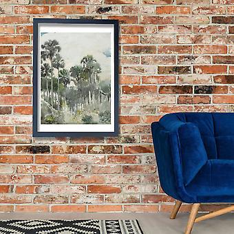 Winslow Homer - Florida Jungle Poster Print Giclee