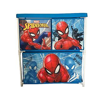 Metall-Spielzeug Regal Spiderman