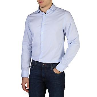 Tommy Hilfiger Original Men All Year Shirt - Blue Color 38921