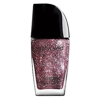 Wet n Wild Wild Shine Nail Color Sparked