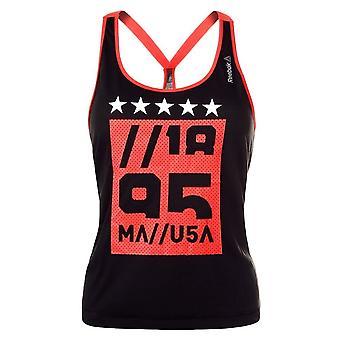 Reebok Gymana Tank AP1920 training all year women t-shirt