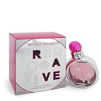 Britney spears prerogative rave eau de parfum spray by britney spears 549933 100 ml