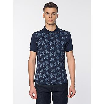 Merc CECIL, Floral Print Men's Polo Shirt