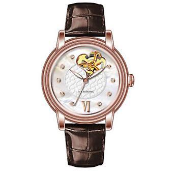 Jean Bellecour REDM1 Watch - Women's Crystals Brown Watch