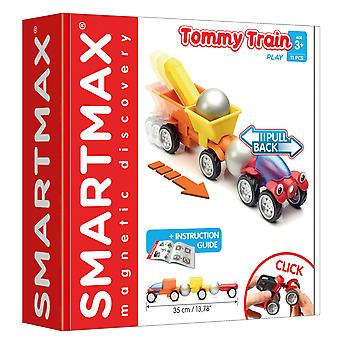 SmartMax Tommy Train Magnetic Play Set 11PC Ages 3 Years+