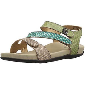 L'Artiste by Spring Step Women's NOVATO Sandals, grey/multi 1, 41 M EU (US 9....