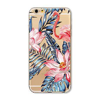 Flamingo + Verão Tropical - Iphone SE (2020)