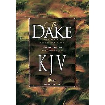 Dake's Annotated Reference Bible-KJV by Finis J Dake - 9781558291768
