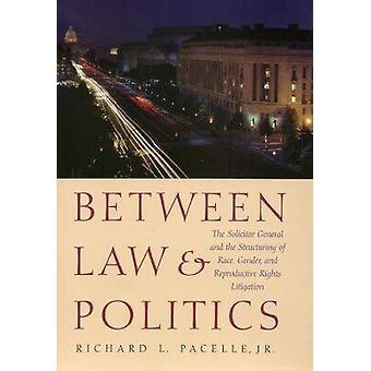 Entre droit et politique - Le solliciteur général et l'o Structuring