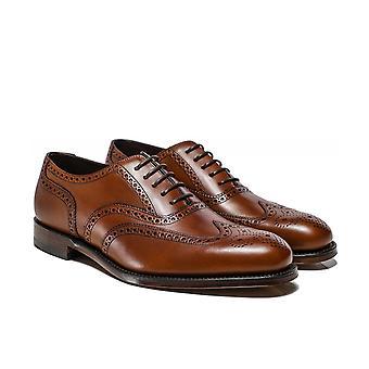 Loake Leather Pembroke Oxford Brogues