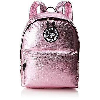 Hype Crinkle Foil - Unisex-Adult Backpack - Multicolor (Pink/Blue) - 30x41x15 cm (W x H x L)