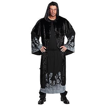 Vergeten ziel man mannen kostuum demon Halloween carnaval