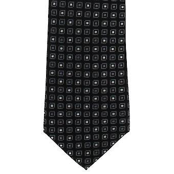 Michelsons Lontoon sidoksissa Geo Silk tie-musta