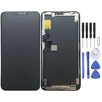 Per Apple iPhone 11 Pro Max 6.5 Inch Display Full OLED LCD Unit Touch Spare Part Riparazione Nero Nuovo