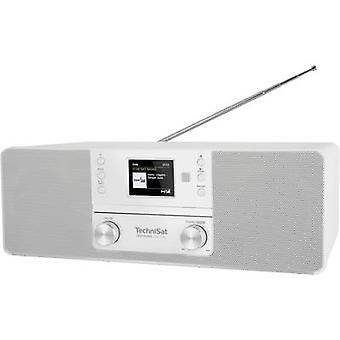 TechniSat DIGITRADIO 370 CD BT Radio CD player DAB+, FM CD White