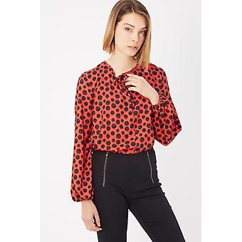 Please Rosso Red Sweater PL853342-S