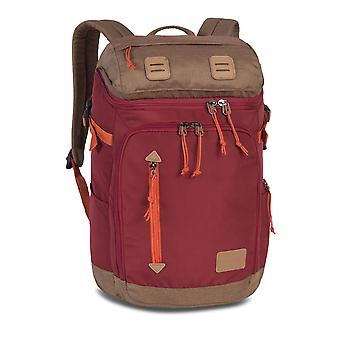 Fabrizio Best Way Stay Wild Backpack 45 cm, Rouge