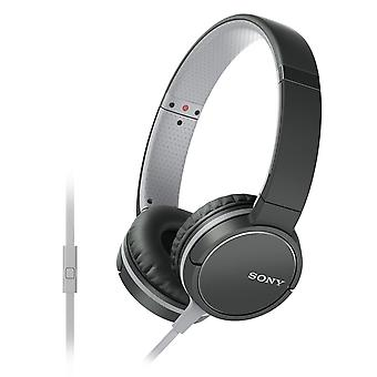 Sony MDR-ZX660AP Over Ear Headphones With Smartphone Control and Mic