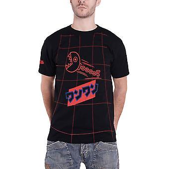 Super Mario T Shirt Chain Chomp Logo nouveau officiel Mens Black