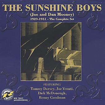 Joe Mooney & Dan - Sunshine Boys 1929-31 [CD] USA import