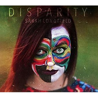 Sarah Longfield - Disparity [CD] USA import