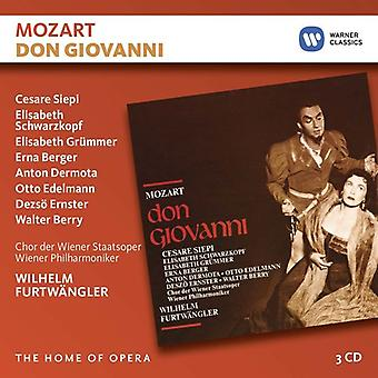 Furtwangler*Wilhelm - Mozart: Don Giovanni (Live at Salzburg 1954) [CD] USA import