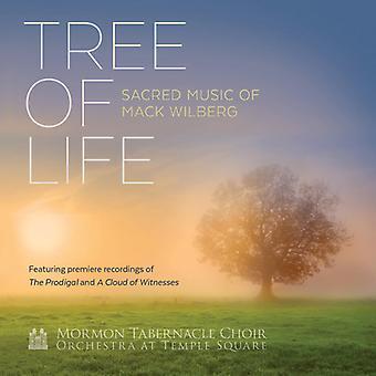 Mormon Tabernacle Choir - Tree of Life: Sacred Music of Mack Wilburg [CD] USA import