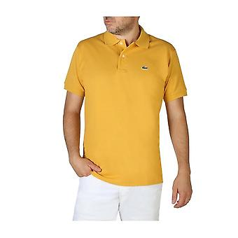 لاكوست - براندز - ملابس - بولو - L1212_4BW - رجال - ذهبي - 4
