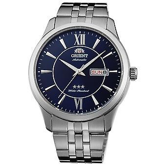 Orient 3 Star Watch FAB0B001D9 - Ruostumaton teräs Gents Automaattinen Analoginen