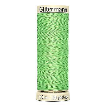 Gutermann sy-alle 100% polyestertråd 100m Hånd- og maskinfarvekode - 153