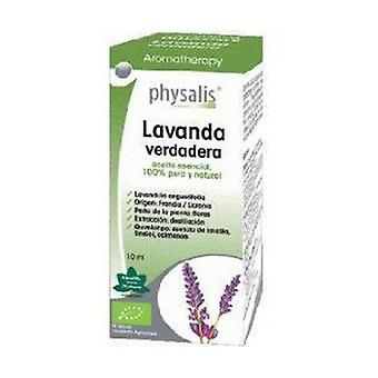 Organic Lavender Essence Bio 30 ml