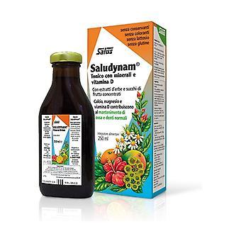 Saludynam Calcium and Magnesium 250 ml