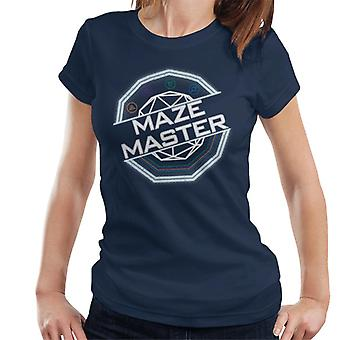 The Crystal Maze KO Maze Master Women's T-Shirt